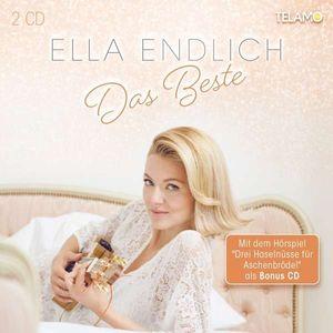 Ella Endlich - Das Beste (inkl. Hörbuch) -   - (CD / Titel: A-G)