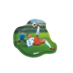 ergobag Klettie (1tlg.) Special Edition Accessoires Fußballstürmer