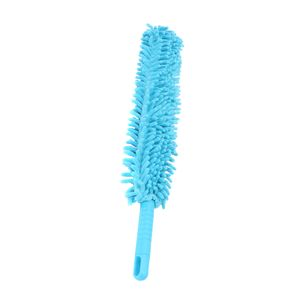 Premium Felgenbürste Autowaschbürste Reinigungsbürste Felgenreinigung Bürste, Blau