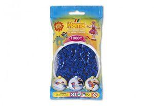 Hama-Perlen Blau 1000Stück, 1Beutel