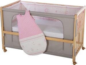Roba Room Bed 'Glücksengel rosa' 60x120 cm; 16201-3 V153