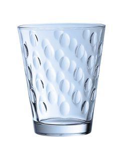 Villeroy & Boch Dressed Up Wasserglas Set 4tlg blue 105mm / 0,31 l 11-3620-8154
