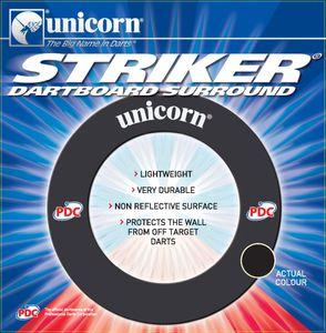 Unicorn Striker EVA Surround Wandschutz für Dartboard blau