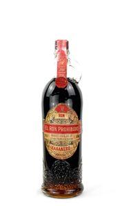 El Ron Prohibido Rum Solera 12 Jahre Mexican Rum   40 % vol   0,7 l