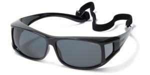 Polaroid sonnenbrille P8901 0BM/HE uni grau