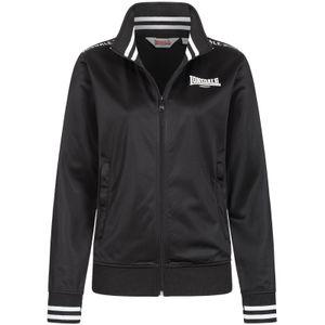 Lonsdale Damen Trainingsjacke Beccles, Farbe:black, Größe:XS