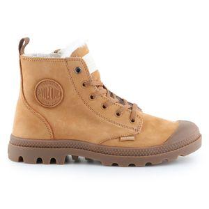 Palladium Pampa Hi Zip WL W 95982-717-M Damen Boots Braun , Größe: EU 41 UK 7