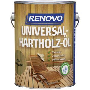RENOVO Universal-Hartholzöl eukalyptus 2,5 l Außen