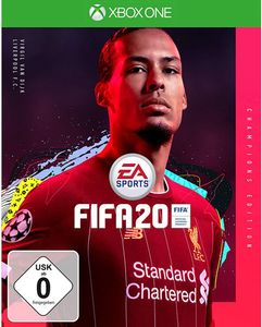 FIFA 20 Champions Edition Xbox One deutsche Version VÖ 24.09.2019