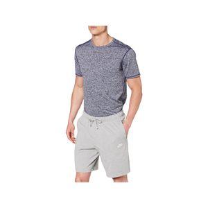 Nike M Nsw Club Short Jsy Dk Grey Heather/White Dk Grey Heather/White Xxl