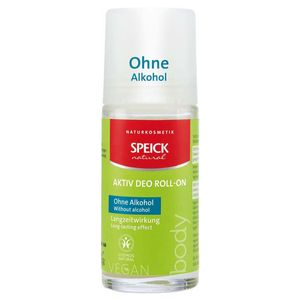 Speick Natural Deo Roll On ohne Aluminiumsalze 50ml 2er Pack