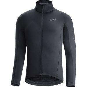 GORE Wear Thermo Fahrrad-Trikot, C3 Funktionsjacke Schwarz - Herren, Größe:M