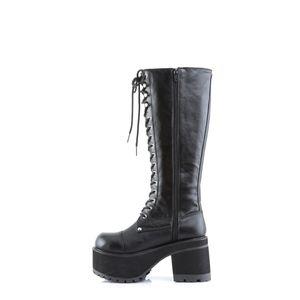 Demonia RANGER-302 Stiefel schwarz, Größe:36 (US-M4)