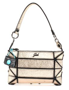 Gabs Mitsuko Convertible Clutch Bag Platino
