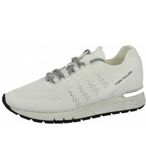 Tom Tailor Sneaker  Größe 39, Farbe: white