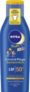 NIVEA sun Kids Sonnenmilch LSF 50+ 200 ml Flasche