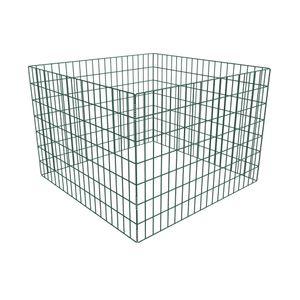 Gartenkomposter Quadratmaschen 100 x 100 x 70 cm