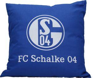 FC Schalke 04 Kissen Signet 38x38cm
