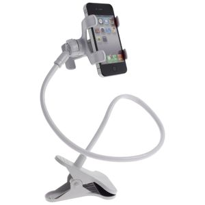 Universal Handyhalterung Handyhalter Smartphone-Halterung 360° Schwanenhals Schreibtisch Büro Bett Handy Halterung Halter Tablethalterung Tablethalter Handy Gadgets