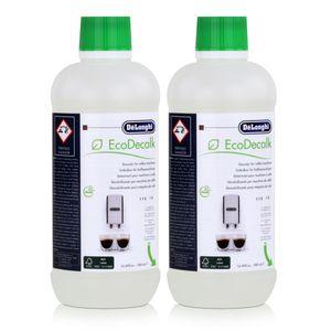 DeLonghi EcoDecalk DLSC 500 Entkalker 3018 Nokalc (2er Pack)
