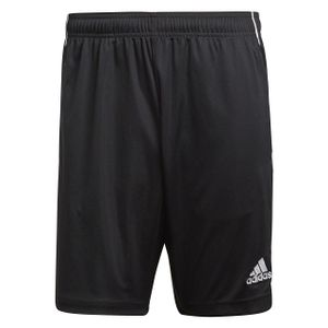 adidas Herren Fußballhose Core18 Training Shorts BLACK/WHITE M