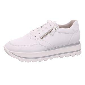 Gabor Shoes     weiss komb, Sepp E:81/2, Farbe:weiss 21