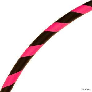 Hula Hoop Reifen für Anfänger Ø100cm Pink