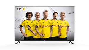 ChiQ 4K Ultra HD LED TV 146cm (58 Zoll) U58H7N, Triple Tuner, Smart TV, HDR