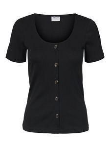 Vero Moda Damen T-Shirt 10229727 Black