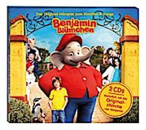 CD Benjamin Blümchen Das Hörspiel zum Kinofilm