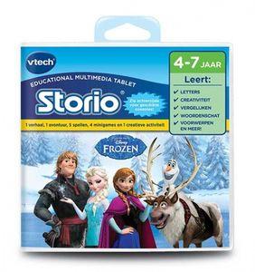 VTech Storio Game Frozen, Junge/Mädchen, Dutch, Mehrfarben, Spiel-Steckmodul, Vtech, Storio 2, Storio 2 Baby, Storio 3S