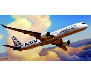 1:144 Airbus A350-1000 Bausatz + Dekor Tamiya Zvezda 530007020