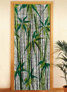 Bambusvorhang  Bamboo Bamboo