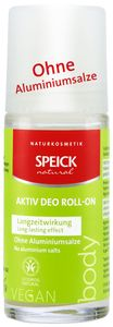 Speick Natural Aktiv - Deo Roll-On Ohne Alkohol 50ml