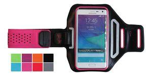 Sport-armband Schutz Fitness Oberarm Tasche Laufen Jogging, Farbe:Lila, Handymodell:Für Umidigi A3S