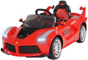 Kinder-Elektroauto Ferrari LaFerrari Lizenziert Auto 2 x 25 Watt Motor