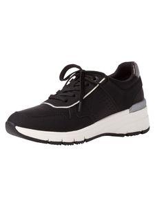 s.Oliver Damen Sneaker schwarz 5-5-23654-26 Größe: 40 EU