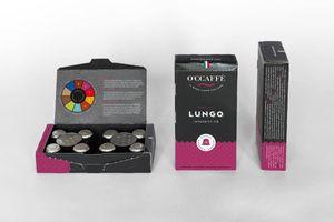 O'CCAFFÈ Lungo | 10 Nespresso® komp. Kapseln