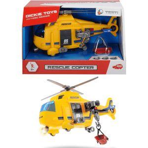Dickie Toys - Spielfahrzeuge, Rescue Copter; 203302003