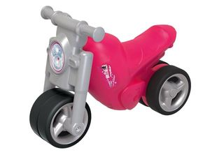 BIG 800056362 BIG Girlie Bike,Kinderfahrzeug