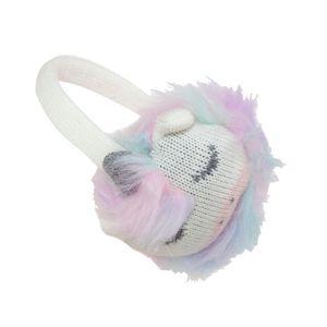 Mädchen Einhorn Ohrenschützer 137 (Einheitsgröße) (Regenbogen Einhorn)