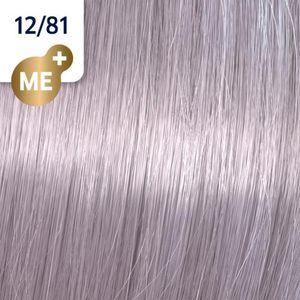 Wella Koleston Perfect ME Special Blonde 60 ml 12 81 Spezialblond perl asch