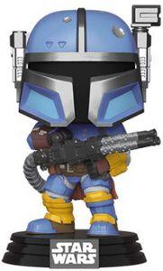 Funko POP! Star Wars The Mandalorian #348: 'Heavy Infantry Mandalorian'