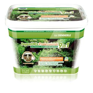 Dennerle Deponit-Mix Professional 9in1 - Multimineral-Nährboden für Aquarien