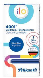Pelikan Großraum-Tintenpatronen ilo 4001 GTP/5 türkis