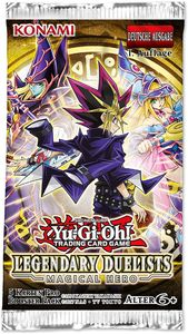 Yu-Gi-Oh Magical Hero Legendary Duelists Booster deutsche Ausgabe