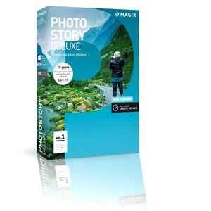 MAGIX Photostory Deluxe - Version 2018 - FR IT ES