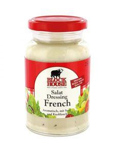 Block House Salatdressing French 250g 8er Pack