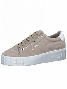 s.Oliver Damen Sneaker beige 5-5-23666-36 Größe: 41 EU