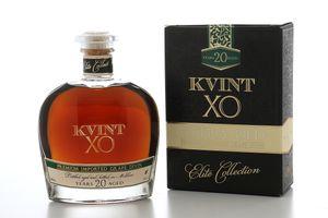 Weinbrand Divin KVINT XO Brandy 20 Jahre gereift Moldawien (1 x 500ml )